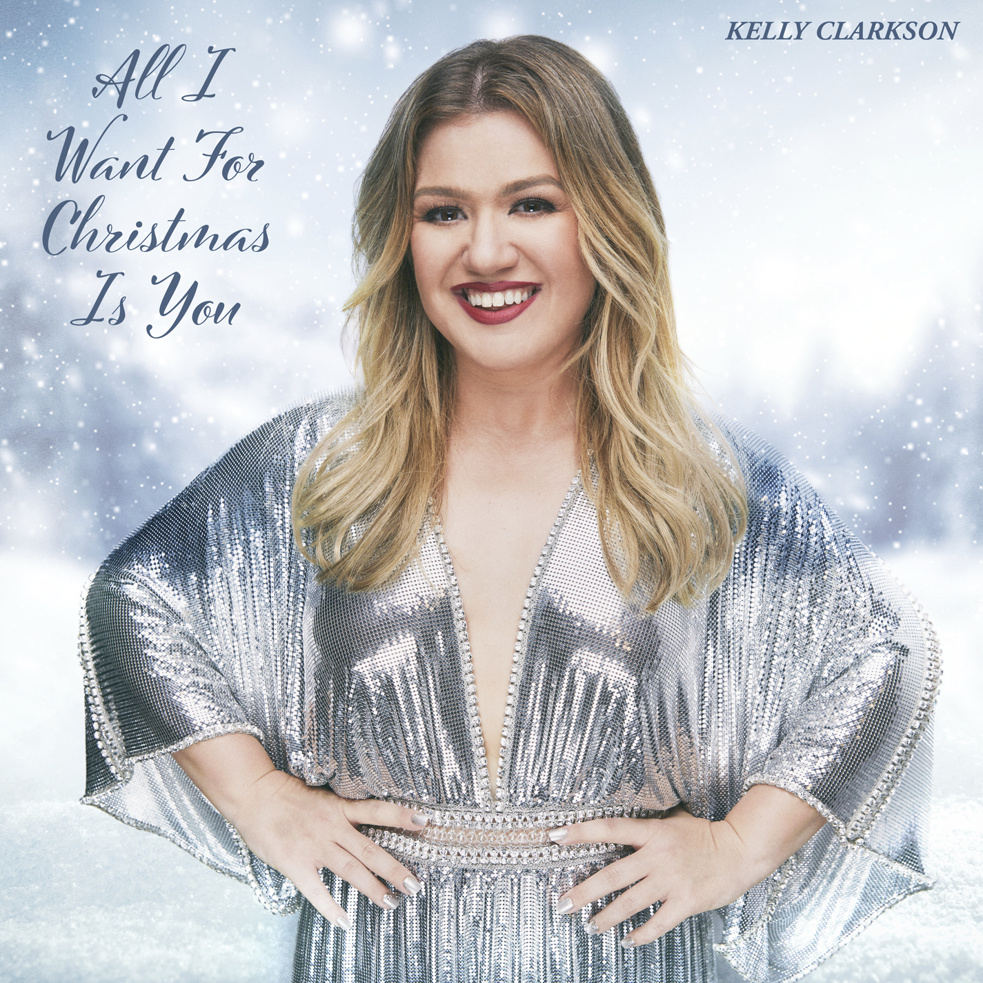 Kelly Clarkson – All I Want For Christmas Is You Pre-Save